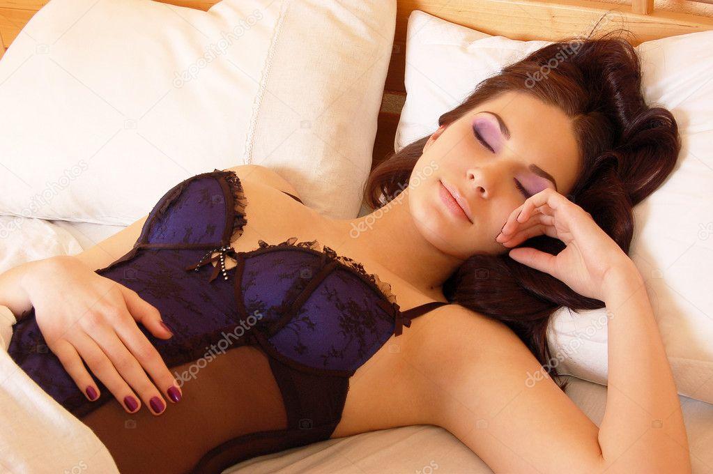 Sexy Women Sleeping 3