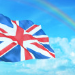 Great Britain flag — Stock Photo #2318746