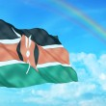 Kenya flag — Stock Photo #2579775
