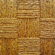 Rattan closeup background — Stock Photo