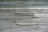 Gray weathered wood exterior — Stock Photo