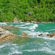 Niagarriver rapids — Stock Photo #2169606