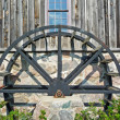 Old mill water wheel — Stock Photo #2169611