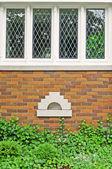 Picturesque windows — Stock Photo