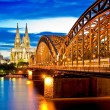 Cologne Cathedral — Stock Photo #1907792