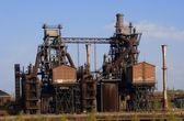 Obsolete Industrial Plant — Stock Photo