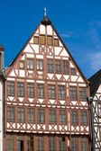 Half-timbered Architecture — Stock Photo