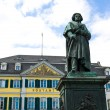 Stock Photo: Ludwig vBeethoven Monument
