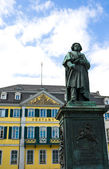 Ludwig van beethoven pomnik — Zdjęcie stockowe
