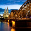Cologne Cathedral, Germany — Stock Photo #1998850