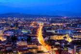 Slowenische hauptstadt ljubljana — Stockfoto