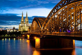 Cologne Cathedral, Germany — Stok fotoğraf
