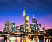 Frankfurt am main, alemania — Foto de Stock