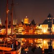 Gdansk, Pomerania, Poland - Stock Photo