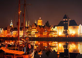 Gdansk, Pomerania, Poland — Stock Photo