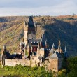 Stock Photo: Reichsburg castle in Cochem