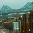 Bridge in montreal — Stock Photo #2054577