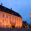 Brukenthal palace museum Sibiu — Stock Photo #2139780