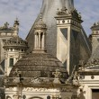 Detail chambord castle france — Stock Photo