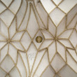 Stock Photo: Gothic church ceiling