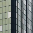 Office building window pattern overcast — Stock Photo