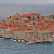 Stock Photo: Old town of dubrovnik in croatia