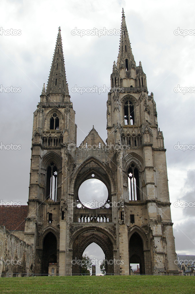 Gothic Cathedral Thinglink