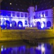 Stock Photo: Colour light building in strassbourg