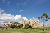 Palma cathedral — Stock Photo