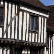 Stock Photo: Tudor house