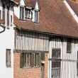 Tudor house — Stock Photo