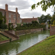 Kentwell hall - Stock Photo