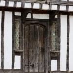 Tudor house — Stock Photo