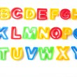 Alphabet letters — Stock Photo #2011991