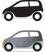 Generieke auto symbool — Stockfoto