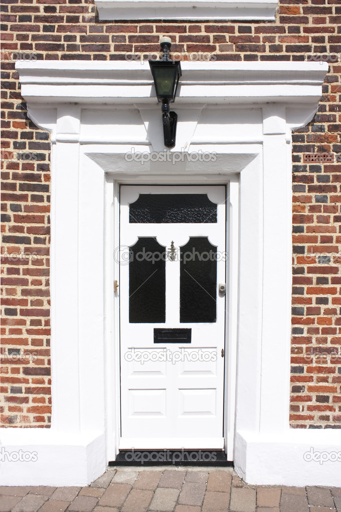 Grand Front Door Stock Photo Joingate 2175278