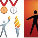 Olympic icons — Stock Photo #2184878