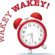 Foto de Stock  : Alarm clock