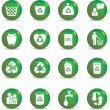Eco icon set — Stock Photo #2212754