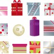 Gifts 2d x12 — Stock Photo #2237345