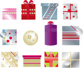 Gifts 2d x12 — Stock Photo