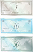 Bank notes — Stock Photo