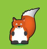 Fox — Foto Stock