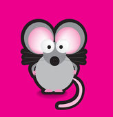 Mouse — Stock Photo