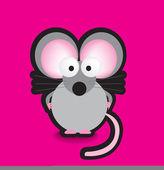 鼠标 — 图库照片