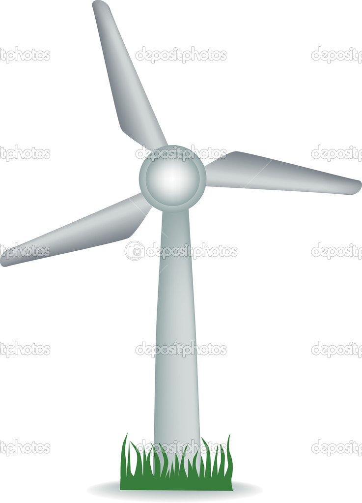 Wind turbine — Stock Photo © Joingate #2277885