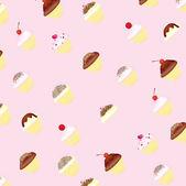 Ciasto tło — Zdjęcie stockowe