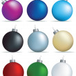 Christmas decoration set — Stock Photo #2364922