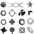 Logo marks and symbols — Stock Photo #2385236