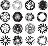 Spiro symboler — Stockfoto